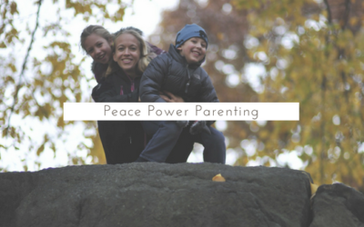Peace Power Parenting